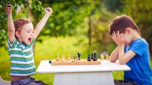 Miniatura di Come vincere una partita di scacchi