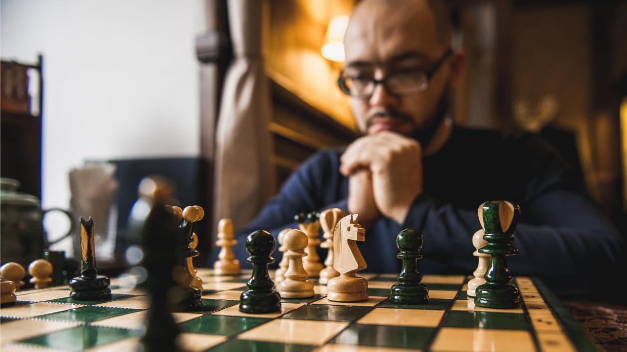 チェスが強くなるには