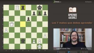 Los 7 mates imprescindibles para ganar en ajedrez's Thumbnail