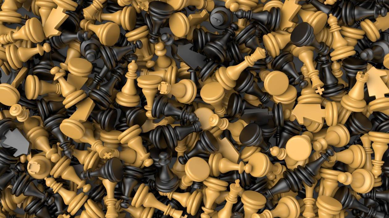 Як розташувати фігури на шахівниці