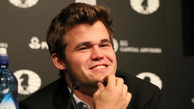 Quen é o mellor xogador de xadrez do mundo?