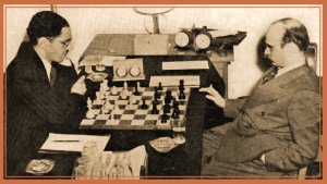War Games: Reshevsky-Kashdan's Thumbnail