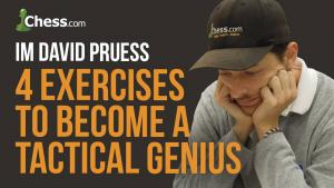 4 Exercises To Become A Tactical Genius