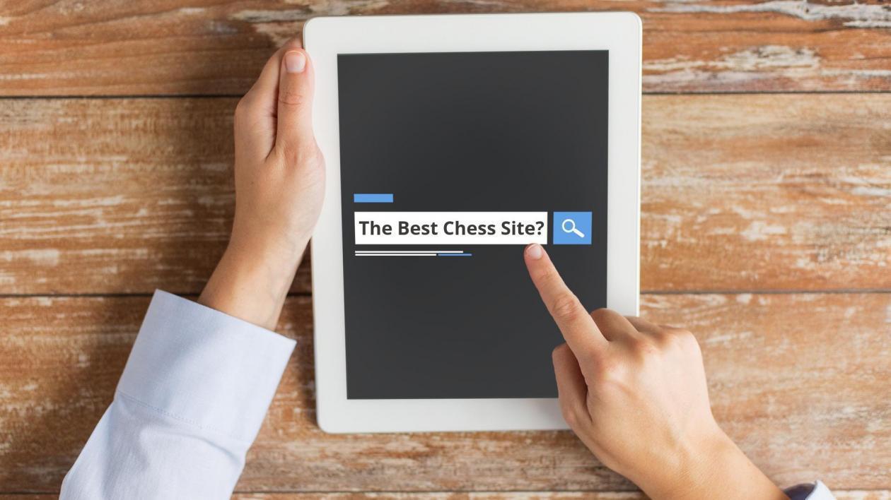Какой шахматный сайт самый лучший?
