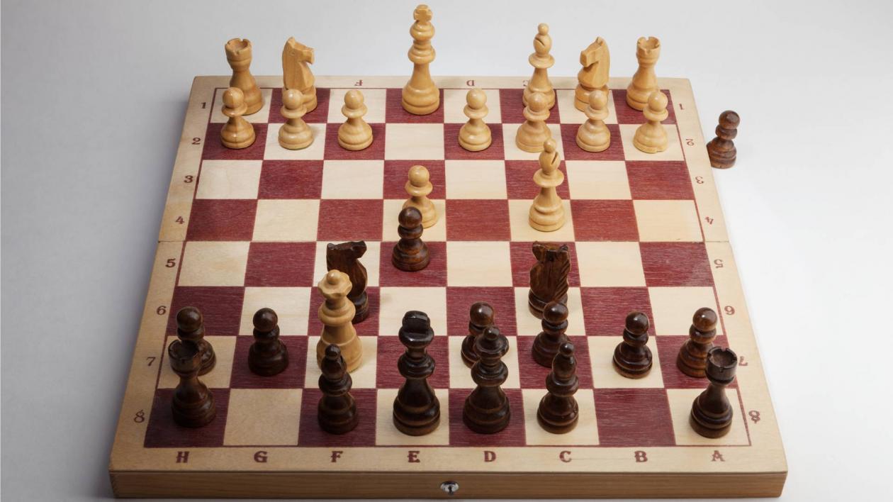 Xeque-Mate de 4 Lances no Xadrez (Mate Pastor)
