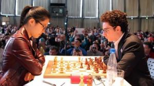 Иконка Женская сила в шахматах