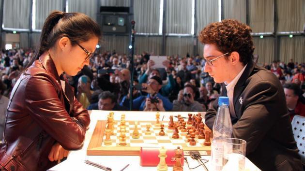 Женская сила в шахматах