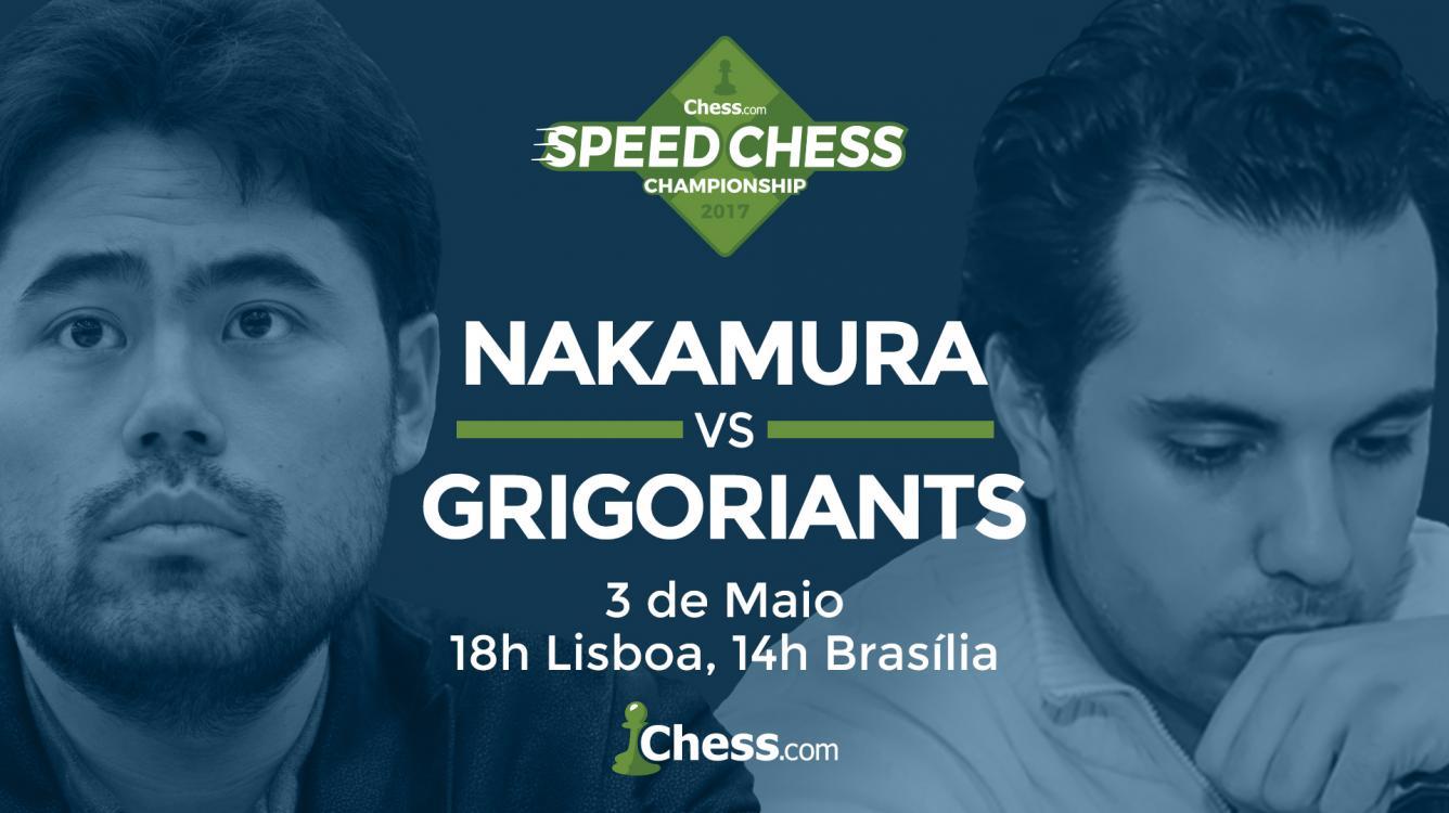 Como Observar O Speed Chess Championship No Chess.com!