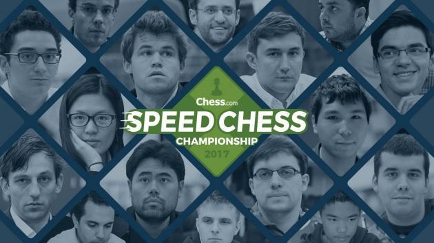 Información del torneo Speed Chess 2017