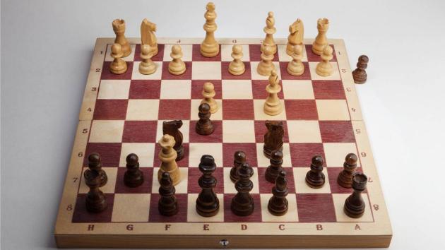 Šah-mat u 4 poteza