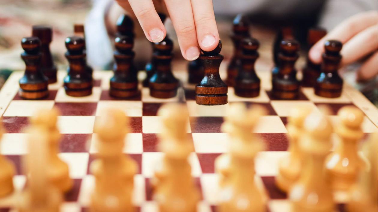 Ang Posibleng Pinakamabilis na Mate sa Chess