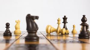 Thumbnail van Je eerste schaakspel