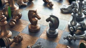 Cómo, cuándo, dónde y por qué cambiar piezas en ajedrez