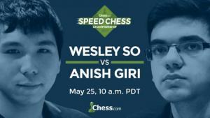 Como Assistir hoje a So vs Giri: Speed Chess Champs