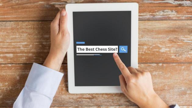 Kuris šachmatų puslapis geriausias?