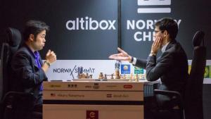 Norway Chess R1: Tilbake til skolebenken's Thumbnail