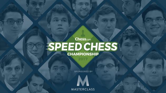 Speed Chess Championship 2017 - program, resultater og informasjon