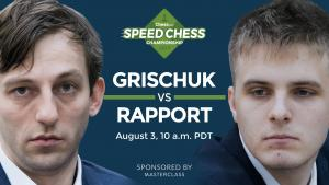 How To Watch Grischuk vs Rapport Speed Chess Champs Today's Thumbnail