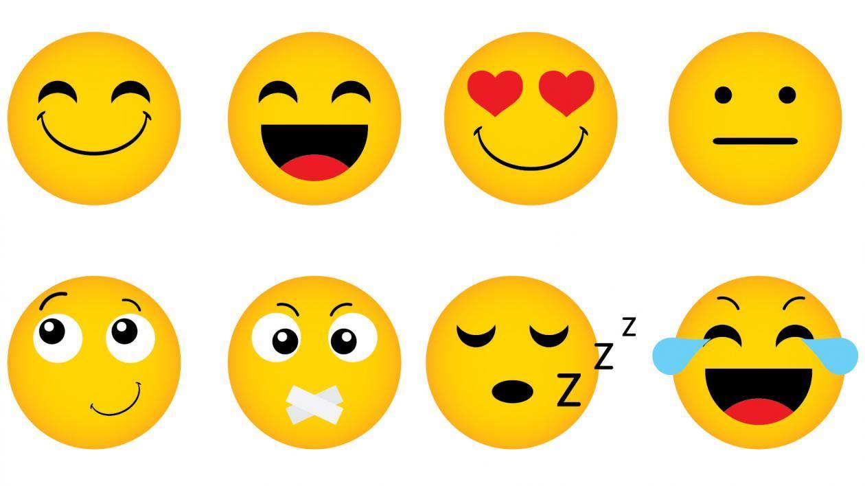 Favorittstormesteren din som en emoji