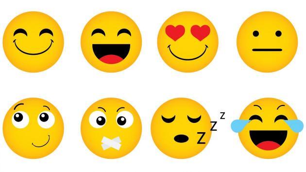 Seus Grande Mestres Favoritos Na Forma de Emoji