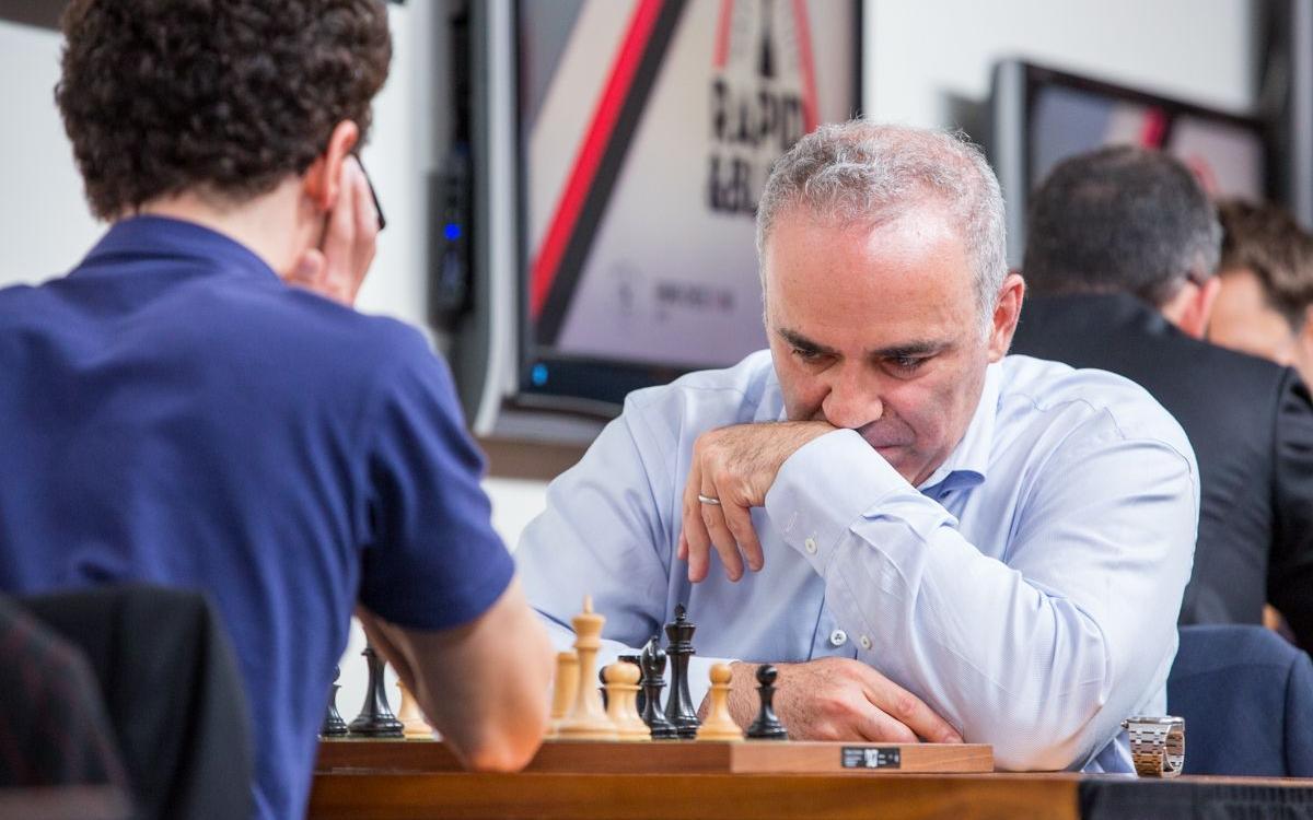 Why Was Kasparov Deep Thinking?