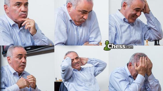 Kasparov: Was ist schiefgelaufen?