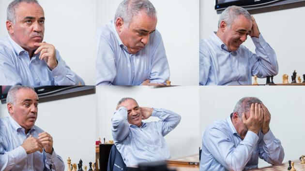 Kasparov: O Que Correu Mal?