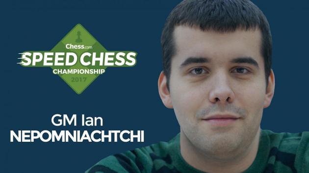 "Slik ser du Nepomniachtchi-Aronian i dagens ""Speed Chess Champs"""