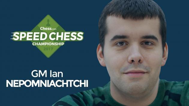So könnt Ihr das Achtelfinale der Speedchess Meisterschaft Nepomniachtchi gegen Aronian ansehen