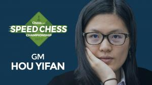 How To Watch Caruana vs Hou Yifan Speed Chess Champs Today's Thumbnail