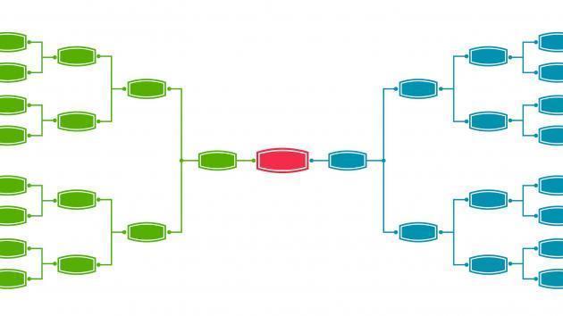 Dünya Kupası Turnuva Haritası