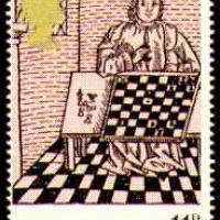 Stamps and Chess