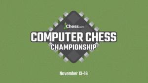 Chess.com kündigt die Computer Schachmeisterschaften an's Thumbnail