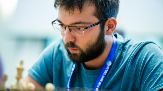 Entrevista con Iván Salgado, campeón de España de ajedrez