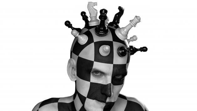 Rostos Assustadores do Xadrez