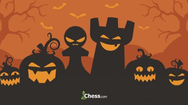 Die 12 gruseligsten Gesichter im Schach