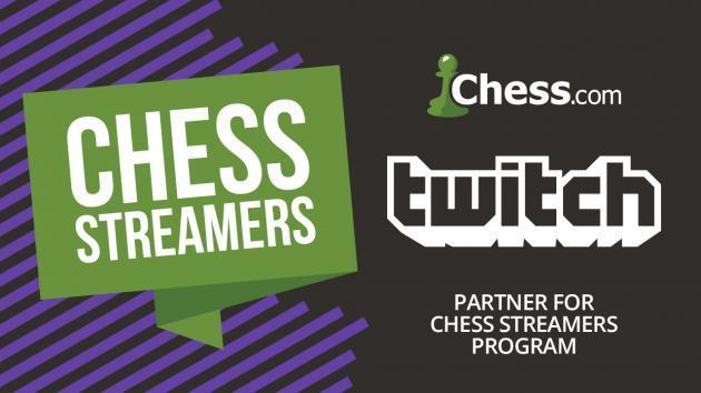 Comment devenir streamer partenaire de Chess.com et Twitch