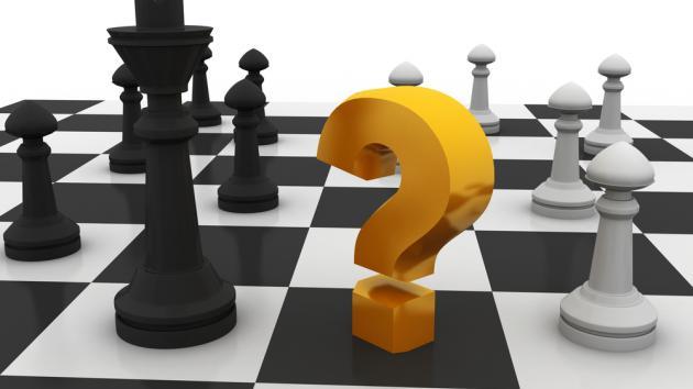 Problemas de ajedrez para jugadores a partir de 1600