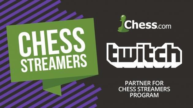 W jaki sposób zostać streamerem na Chess.com i Twitch?