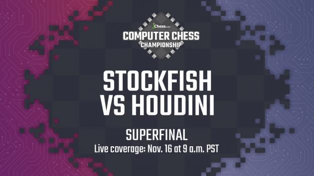 Chess.com présente le Computer Chess Championship