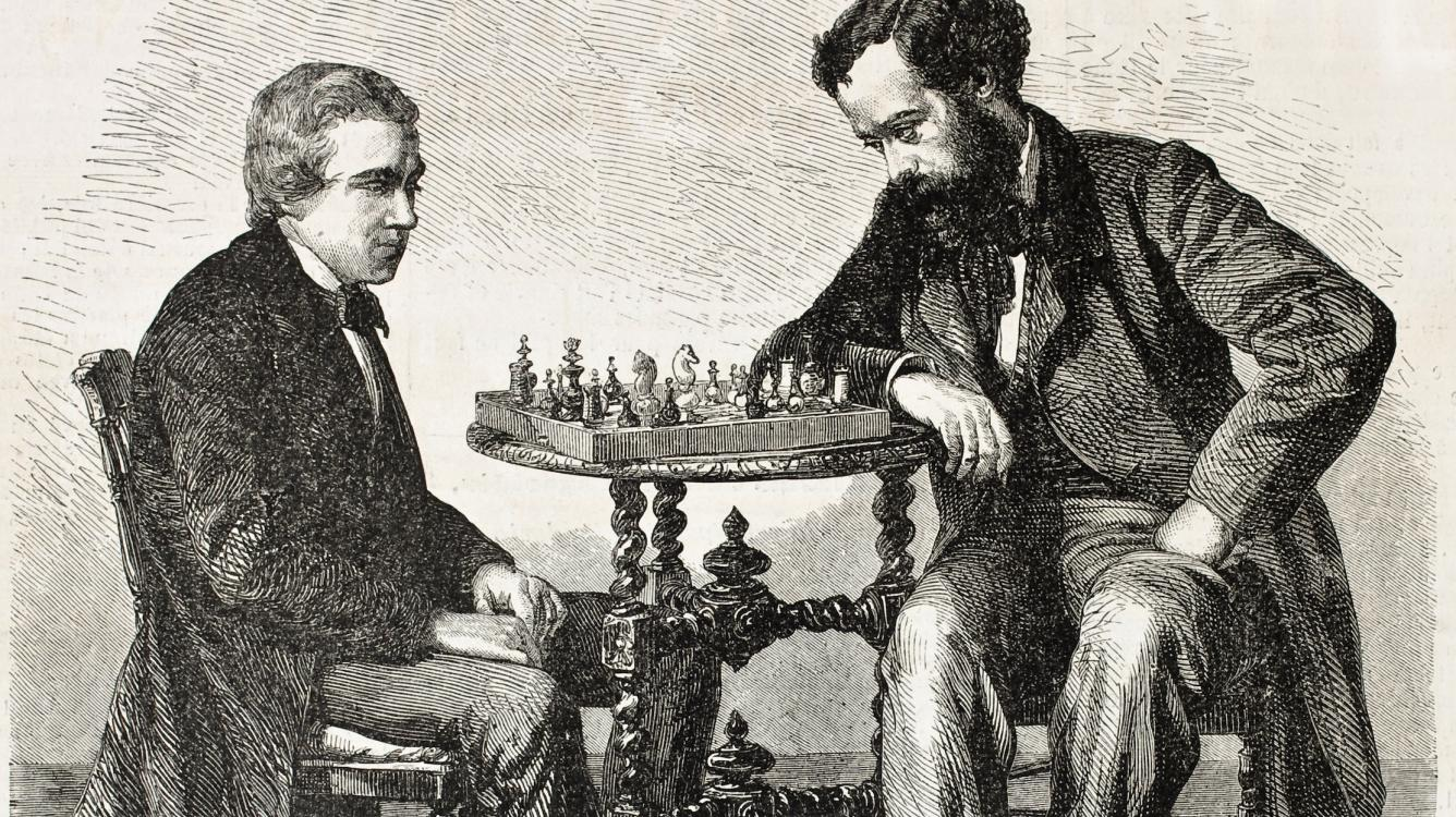 ¿Eran terribles los ajedrecistas del siglo XIX?
