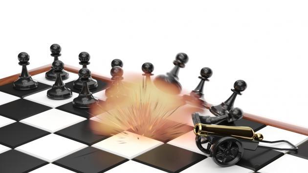 Ефим Геллер, убийца за шахматной доской