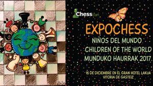 Miniatura de EXPOCHESS niños del mundo 2017 (Ajedrez y Cultura)