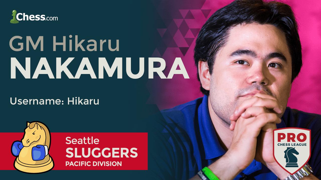 Nakamura Headlines PRO Chess League Round 2