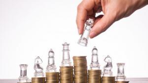 Was wäre, wenn Schachfiguren Kryptowährungen wären?