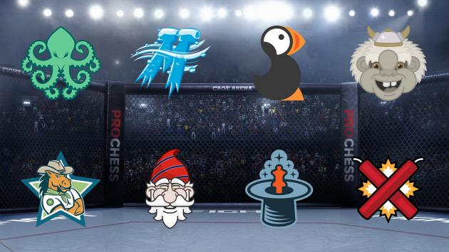 Who Would Win A Real PRO Chess League Fight?