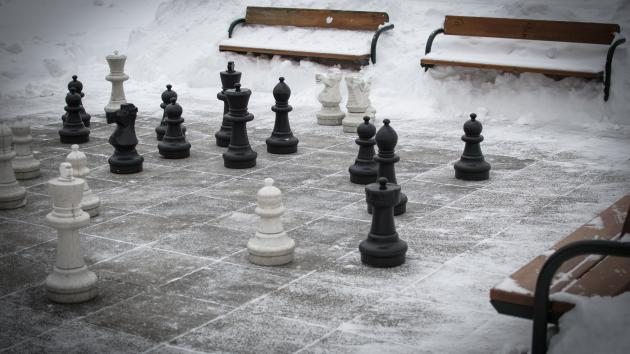 Why Is This Olympic Sport Called 'Chess On Ice'?