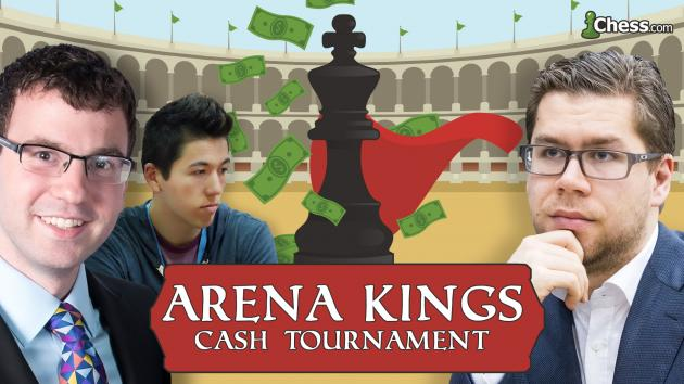 Arena Kings Chess Tournaments Results