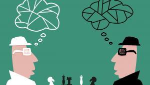 ¿Puedes resolver este misterio del ajedrez?