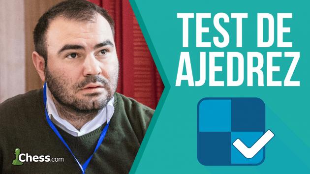 Test de Ajedrez | Mide tu nivel con Mamedyarov